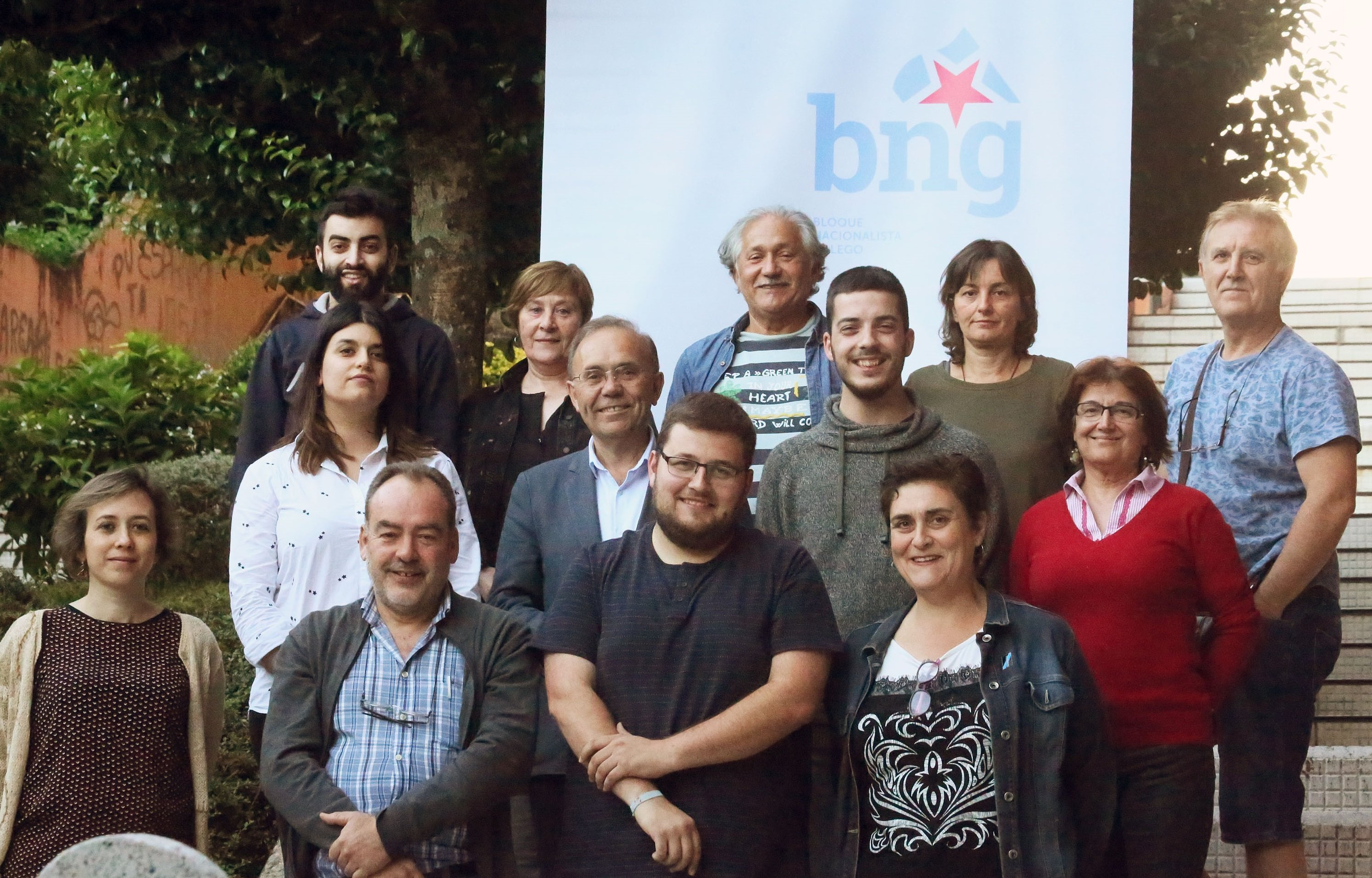 Nemesio Boente, novo Responsable Local do BNG en Ponteareas